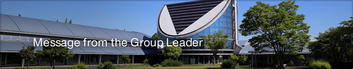 Message from the Group Leader